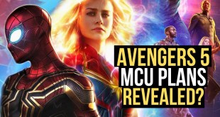 AVENGERS 5 NEWS! Captain Marvel 2 Sets Up NEW MCU Avengers Team?