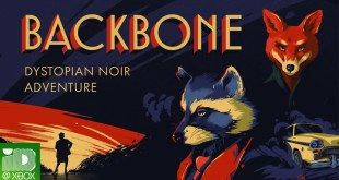 Backbone - Noir Roleplaying Detective Adventure Video
