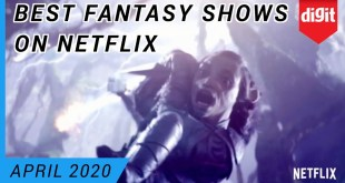 Best Fantasy Shows on Netflix (As Of April 2020)