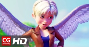 "CGI Animated Short Film: ""Being Good"" by Jenny Harder 