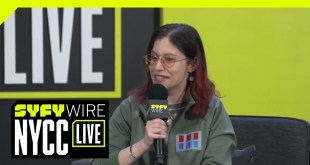 Doctor Who Comic Writer Talks Development And Character | NYCC 2018 | SYFY WIRE