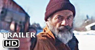 FATMAN Official Trailer (2020) Mel Gibson Movie