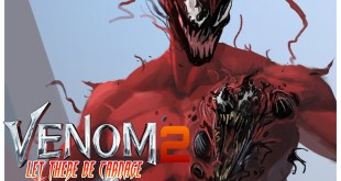 First Official Look at Carnage in Venom 2 Venom Let There Be Carnage and Leaked Concept Art