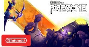Foregone - Launch Trailer - Nintendo Switch