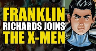 Franklin Richards Joins The X-Men: X-Men/Fantastic Four Conclusion | Comics Explained