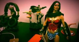 Hot Toys Comic Concept Version Wonder Woman