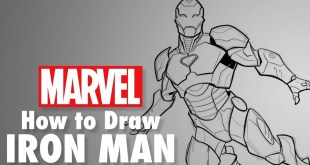 How to Draw Iron Man LIVE w/ Will Sliney! | Marvel Comics