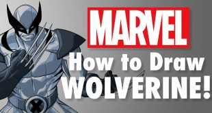 How to Draw Wolverine LIVE w/ Todd Nauck! | Marvel Comics