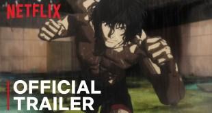 Kengan Ashura   Official Trailer   Netflix