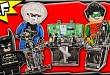 Lego Batman BATCAVE: Penguin and Mr. Freeze's Invasion 7783 DC Comics Super Heroes Build Review