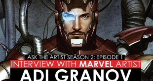 MCU CONCEPT ARTIST REVEALS THE SECRET TO MARVEL'S MOVIE SUCCESS!  Interview with Adi Granov!