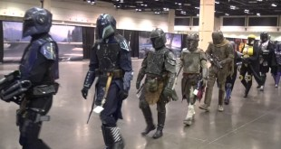 Mandalorian Mercs March - Star Wars Celebration Orlando 2017