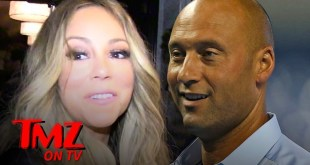 Mariah Carey Describes First Time Sleeping With Derek Jeter, 'So Sensual' | TMZ TV