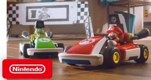 Mario Kart Live: Home Circuit - Coming 10/16 - Nintendo Switch