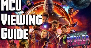 Marvel Cinematic Universe Machete Order | A Spectacular Guide to Watching MCU Movies Explained
