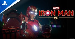 Marvel's Iron Man VR - Available Now | PlayStation VR Bundle
