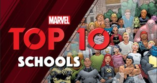 Marvel's Top 10 Schools: From Xavier Institute to the Red Room!
