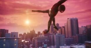 PS5 Marvel Spider-man Miles Morales HD Video Game Trailer DX Version