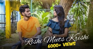Rishi Meets Krishi kannada short movie. Charan|| Ashitha|| Manthan|| Nagesh||