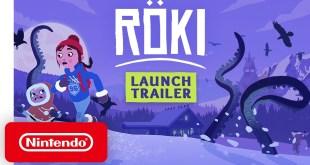 Röki - Launch Trailer - Nintendo Switch