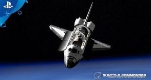 Shuttle Commander - Launch Trailer   PS VR