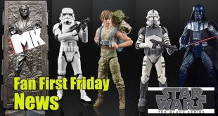 Star Wars The Black Series Fan First Friday News May 2020