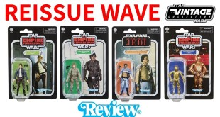Star Wars Vintage Collection Reissue Wave May 2020 Review | P.O BOX Opening