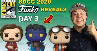 THAT'S EVERYTHING! SDCC 2020 Funko Pop Exclusive Reveals Day 3 (Marvel, Harry Potter, Movies)