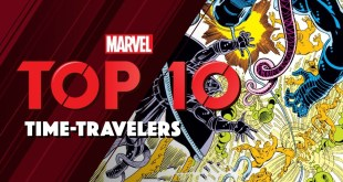 Top 10 Marvel Time-Travelers