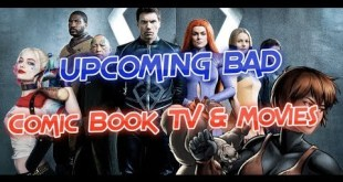 Upcoming Bad Comic Book TV Shows and Movies