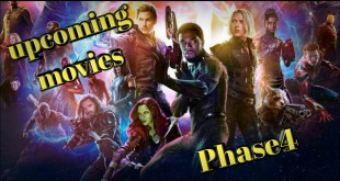 Upcoming Marvel Movies Of MCU Phase 4 | Saurabh Stark