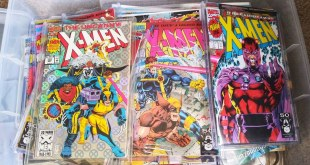 X-MEN COMIC BOOK COLLECTION 2020
