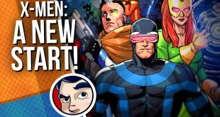 "X-Men ""New Beginnings"" 1-3 - Complete Story 