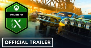 Xbox Series X - Official Optimized for Xbox Series X Trailer