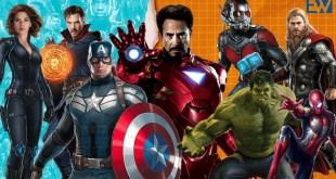 marvel cinematic universe I Avengers I Super heros