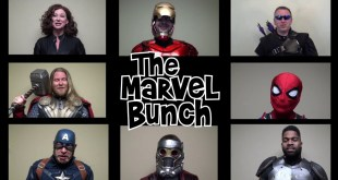 """The Marvel Bunch"" Cosplay Parody"