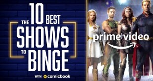 10 BEST Shows to Bing on AMAZON PRIME