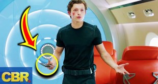 10 Questions We Need Answers To After Watching Spider-Man Far From Home