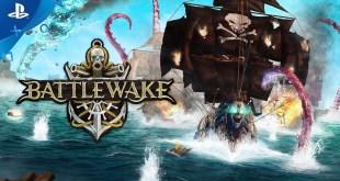 Battlewake - E3 2019 Announcement Trailer | PS VR