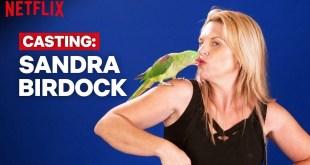Bird Box | Casting Sandra Birdock | Netflix