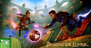Broomstick League Announcement Trailer