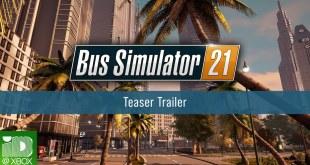 Bus Simulator 21 | Teaser Trailer