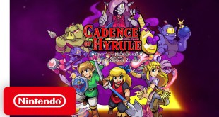 Cadence of Hyrule: Crypt of the NecroDancer Feat. The Legend of Zelda Season Pass - Nintendo Switch