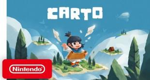Carto - Release Date Trailer - Nintendo Switch