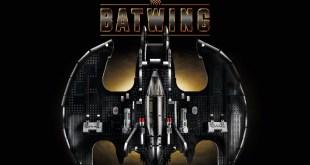 CaseyBuilds - Lego DC Comics Super Heroes 1989 Batwing  (76161) - Part 2