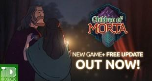 Children of Morta | Setting Sun Inn - NEW GAME+ | Free Update Official Trailer