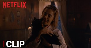 Chilling Adventures of Sabrina | Clip: Salem Appears [HD] | Netflix