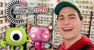 Chrono Toys Funko Pop Hunting | So Many RARE Figures!