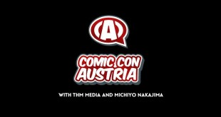 Comic Con Austria 2016 || + Interview with 3D ConceptArt