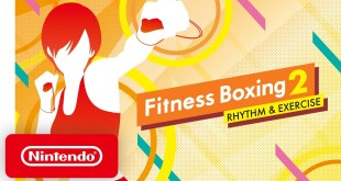 Fitness Boxing 2: Rhythm & Exercise - Announcement Trailer - Nintendo Switch